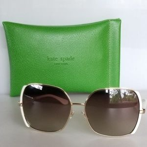 "Kate Spade ""Campbell"" Sunglasses"